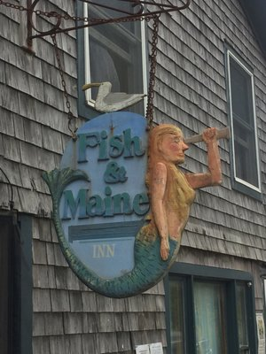 Relax in Maine at the Inn at Fish & Maine.